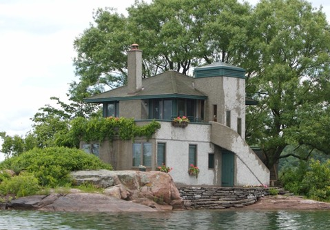 Mosquito Island Summer Home